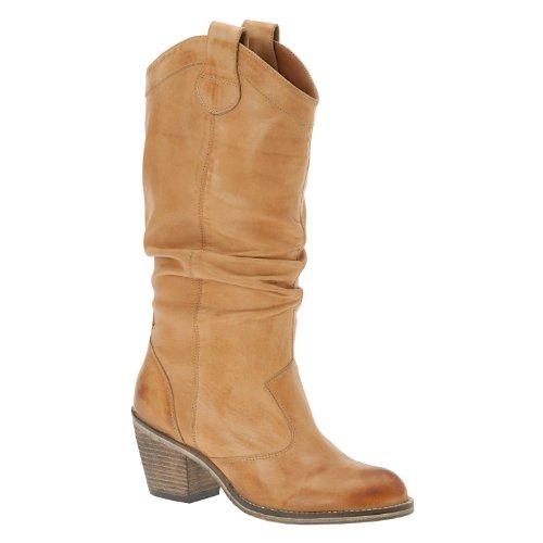 3d8478e2bc2 Sista Information: ALDO Marrs - Women Mid-calf Boots - Cognac - 9