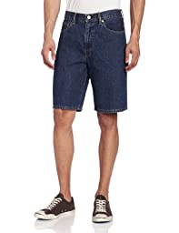 Levi\'s Men\'s 550 Short , Dark Stonewash, 42