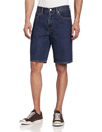 Levi's Men's 550 Relaxed Fit Short, Dark, 29