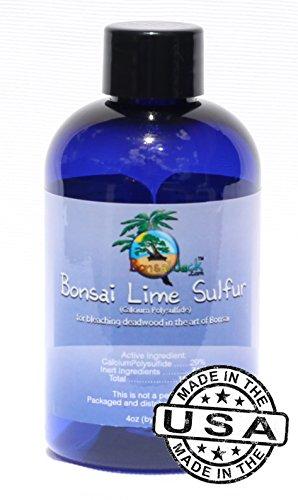 Bonsai Lime Sulfur 4Oz