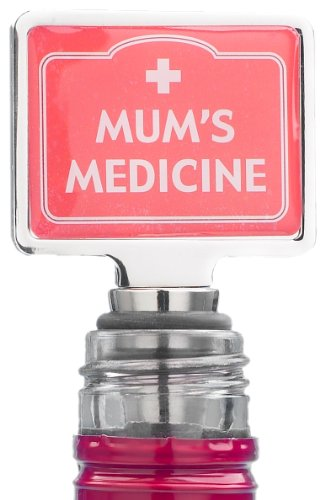 Boxer Gifts  Mum's Medicine Novelty Wine Bottle