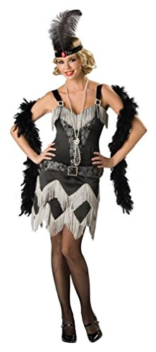 Charleston Cutie Costume - X-Large - Dress Size 16-18