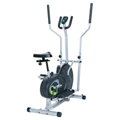 Buy Body Rider BRD2000 Elliptical Trainer with Seat by Body Max