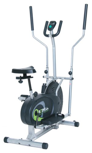 Why Choose The Body Rider BRD2000 Elliptical Trainer with Seat