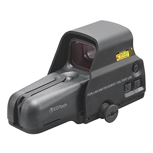 New, Eotech 556 A65 Holographic Weapon Sight, Black W/ 1 Moa 556.A65/1