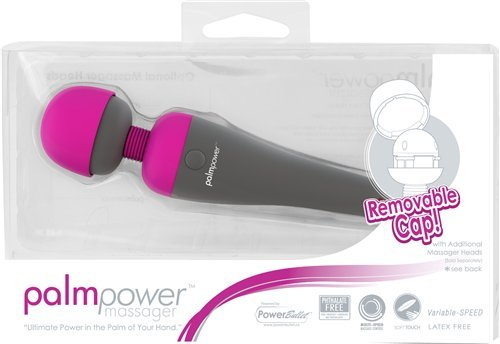 Palm Massager Package with Stimulator