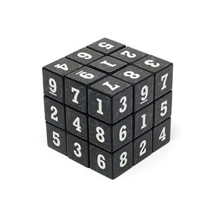 Sudoku Westminster Sudoku on a Puzzle Cube