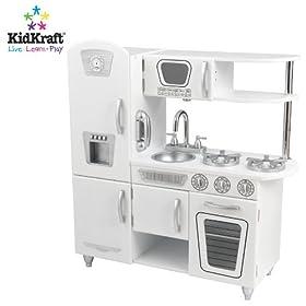 KidKraft Vintage White Play Kitchen