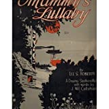 img - for Mammy's Lullaby, A Dreamy Southern Waltz book / textbook / text book