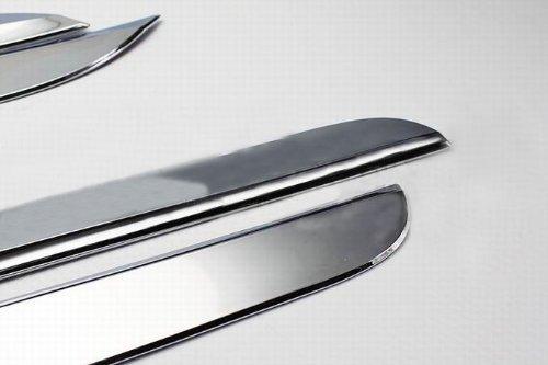 Auto Stainless Steel Body Door Side Molding Trim
