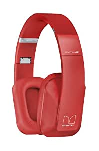 Nokia 02734M2 BH-940 Purity Pro Wireless Stereo Headset by Monster - Retail Packaging - Red