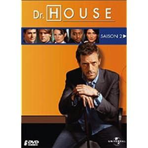 Docteur House saison 2 - Coffret 6 DVD [Import belge]
