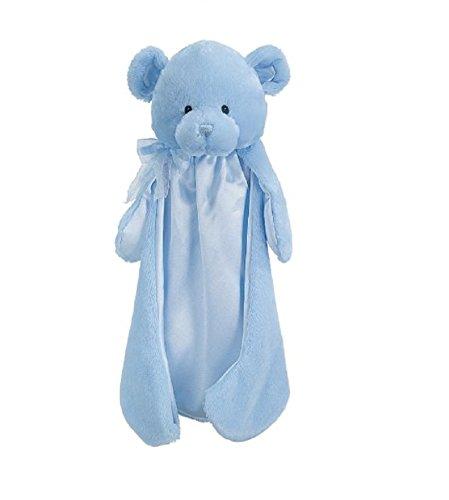 Gund Baby My 1St Teddy Blue Bear Huggybuddy front-1042865