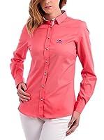 Polo Club Camisa Mujer Acqua Di Garda (Coral)
