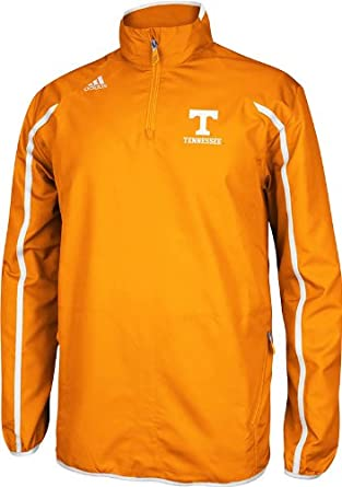 Tennessee Volunteers Adidas 2013 Orange Spring Game Football Coaches Sideline 1 4 Zip... by adidas