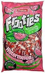 Frooties Tootsie Roll Watermellon Candies 360ct Bag