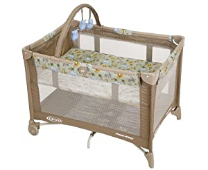 Graco Pack 'N Play Playard with Bassinet, Tango in the Tongo