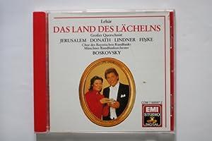 Franz Lehar The Land of Smiles (highlights) (EMI)