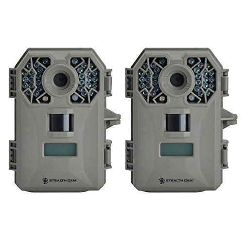 (2) Stealth Cam G30 TRIAD Technology Equipped Digital Trail Game Camera 8MP | STC-G30 41zV0ekUcYL