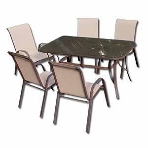 Tavoli in ferro battuto offerte e risparmia su ondausu - Tavoli da pranzo ferro battuto e vetro ...
