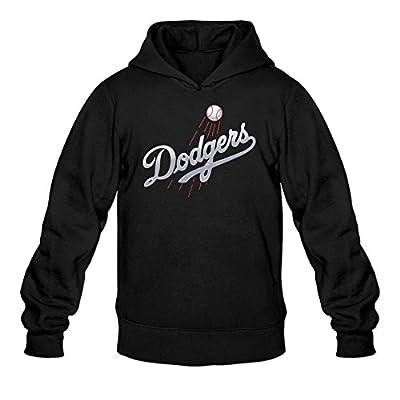 ZHENGXING Men's Los Angeles Dodgers Hooded Sweatshirt XXL Royal Blue