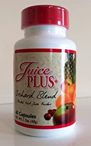 Juice Plus (two bottles): 1 Garden Blend and 1 Orchard Blend