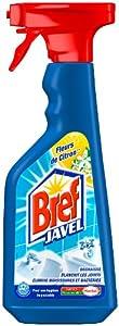 Bref - Nettoyant Salle de Bains - Spray Fleurs de Citron - Pistolet 500 ml