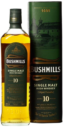 Bushmills 10 Year Old Malt Whisky 70 cl