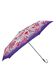Per Una Floral Crook Umbrella
