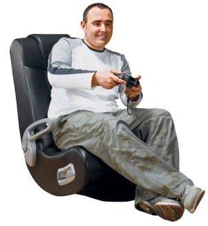 X Rocker II Gaming Chair