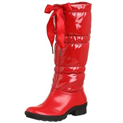 Wonderful Sienna Womens Size 8 Red Leather Fashion  Ankle Boots Shoes  Shoes
