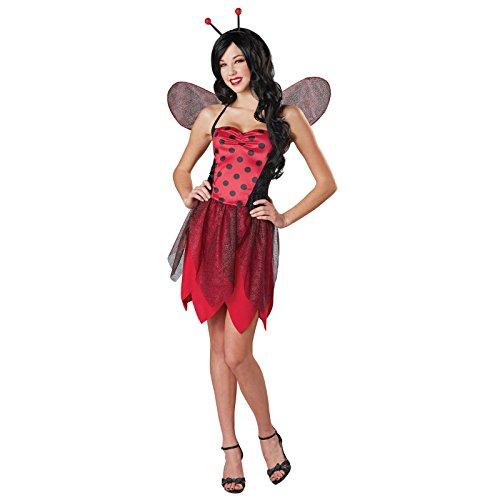Miss Ladybug Costume