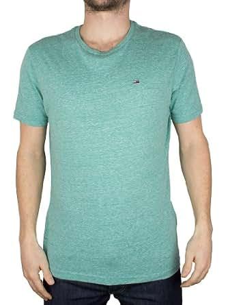 Hilfiger Denim - Vert Hanson T-Shirt - Homme - Taille: L