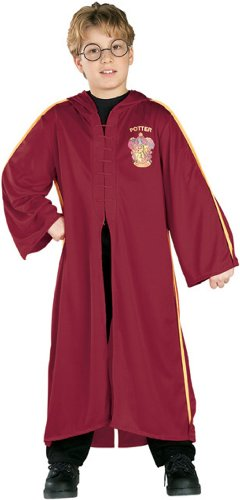 Harry Potter Quidditch Robe Child Costume - Kid's Costumes