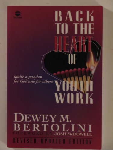 Back to the Heart of Youth Work (Sonpower Youth Sources)
