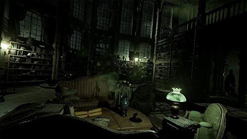 コール・オブ・クトゥルフ オリジナル アートブック 付 - PS4  ゲーム画面スクリーンショット1