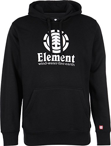 Element Vertical HO Felpa M flint black