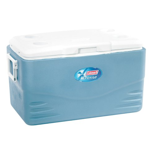 Coleman 52-Quart Xtreme Chest Cooler (Blue) (52 Quart Cooler compare prices)