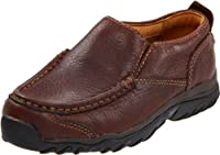 Timberland Carlsbad Slip On Oxford (Toddler/Little Kid/Big Kid),Brown,4 M US Big Kid from Timberland