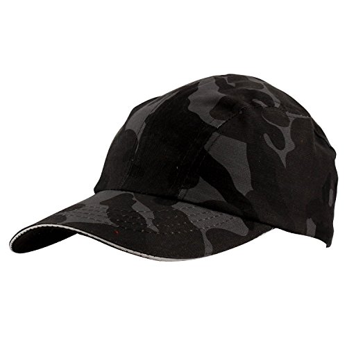 Kaarq Modern Trendy Chocolate brown Army Military Style Cap for Men / Women
