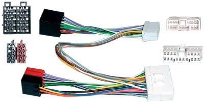 kdx-audio-kin063338-conector-doble-para-ssangyong-chevrolet-daewoo-multicolor