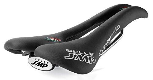 Smp Dynamic Sella da Bicicletta, Nero