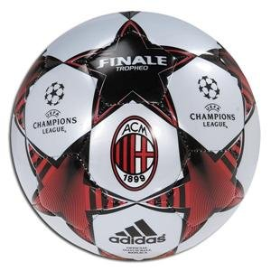 AC Milan 08/09 Finale Glider Soccer Ball