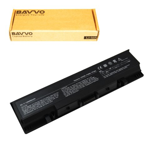 Bavvo 6-apartment Laptop Battery for Dell FK890 FP282 GK476 GK479 Inspiron 1520 1521 1720 1721 Vostro 1500