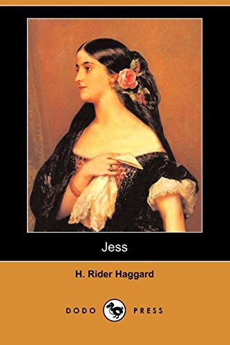 Cover of Jess (Dodo Press) by H. Rider Haggard