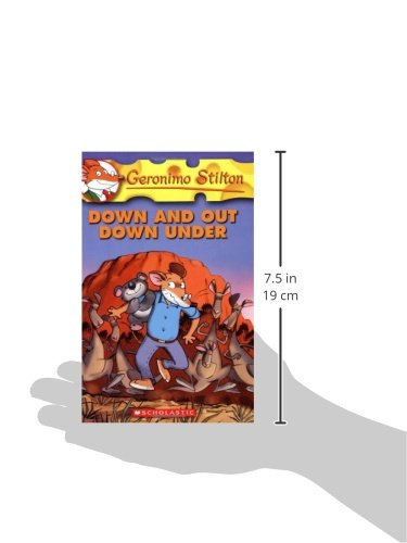 Down and Out Down Under (Geronimo Stilton)