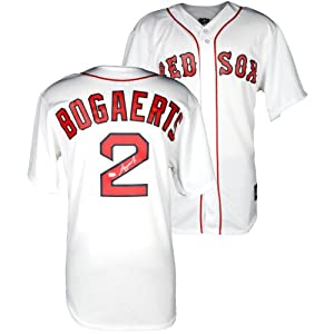 Xander Bogaerts Boston Red Sox Autographed Replica White Jersey - Mounted Memories... by Sports Memorabilia