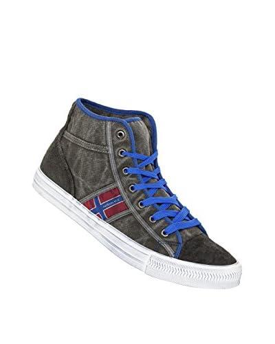 Nebulus Sneaker Alta York [Grigio]