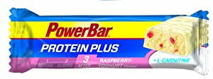 "PowerBar ""Fitn Lite Bar + LC"" Himbeer-Joghurt, 30 Riegel à 35g from Powerbar"