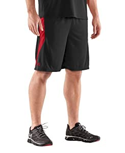 Under Armour Men's UA Multiplier 10'' Shorts Small Black